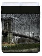 Brooklyn Shakes Duvet Cover