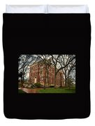 Brooks Hall At University Of Virginia Duvet Cover