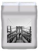 Brookyln Bridge  Duvet Cover
