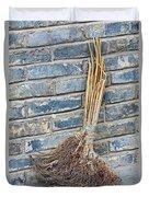 Broom, China Duvet Cover