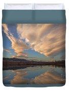 Broomtail Sky Duvet Cover