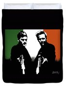 Brothers Killers And Saints Duvet Cover