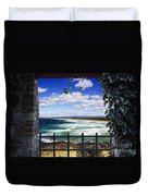 Broulee Beach Duvet Cover