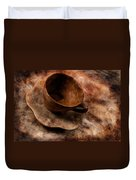 Brown Cup  Duvet Cover