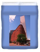 Brown Palace Hotel In Denver Colorado Duvet Cover