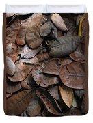 Browns Duvet Cover