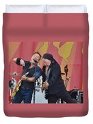 Bruce Springsteen 9 Duvet Cover