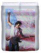 Bruce Springsteen The Boss Duvet Cover