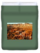 Bryce Amphitheater Duvet Cover