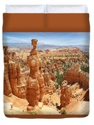 Bryce Canyon 3 Duvet Cover by Mike McGlothlen