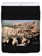 Bryce Canyon Hoodoos And Fins Duvet Cover