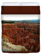 Bryce Canyon In The Afternoon Duvet Cover