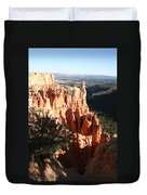 Bryce Canyon Landscape Duvet Cover