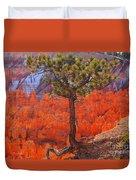 Bryce Canyon National Park Utah Duvet Cover