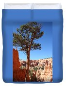 Bryce Canyon Pine Duvet Cover