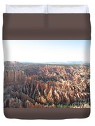 Bryce Canyon Scenic Overlook Duvet Cover