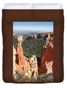 Bryce Canyon - Thors Hammer Duvet Cover