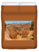 Bryce Canyon Valley Walls Duvet Cover