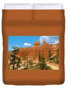 Bryce Canyon Walls Duvet Cover