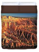 Bryce Morning Lights Duvet Cover