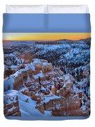 Bryce Sunburst Duvet Cover