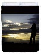 Bryce Sunrise Duvet Cover