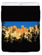 Bryce Canyon Panoramic Duvet Cover
