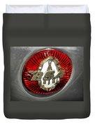 Bsa Badge Duvet Cover