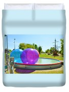 Bubble Ball 2 Duvet Cover