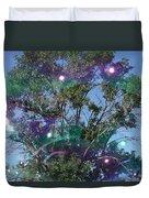 Bubble Tree Duvet Cover