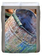 Bucket Of Colors Duvet Cover