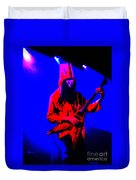 Buckethead-12c-1 Duvet Cover