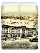 Buckingham Palace Vintage Duvet Cover