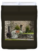 Buckingham Street In Arrowtown Duvet Cover