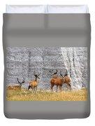 Bucks Abound Duvet Cover