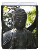 Buddha Detail Duvet Cover