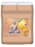 Buddha Of Compassion Duvet Cover