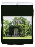 Buddha Pavillion Duvet Cover