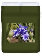 Buds And Bloom Duvet Cover