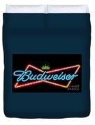 Budweiser 2 Duvet Cover
