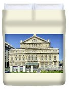 Buenos Aires Opera House - Argentina -  Duvet Cover