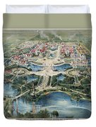 Buffalo 1901 Duvet Cover