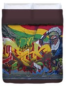 Buffalo Soldier Duvet Cover