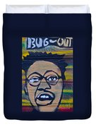 Bug Out Duvet Cover