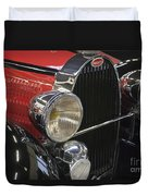 Bugatti Typ 57 Of 1935 Classic Car Duvet Cover