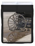 Buggy Wheels Duvet Cover