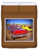 Buick Classic Duvet Cover