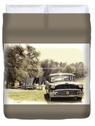 Buick For Sale Two Duvet Cover