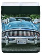 Buick Grills-hdr Duvet Cover
