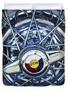 Buick Skylark Wheel Duvet Cover
